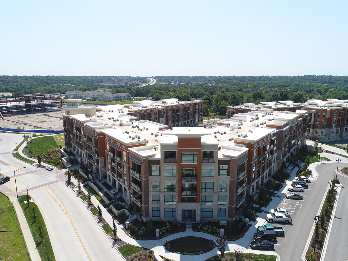 The Royale at CityPlace Apartments, Overland Park, KS