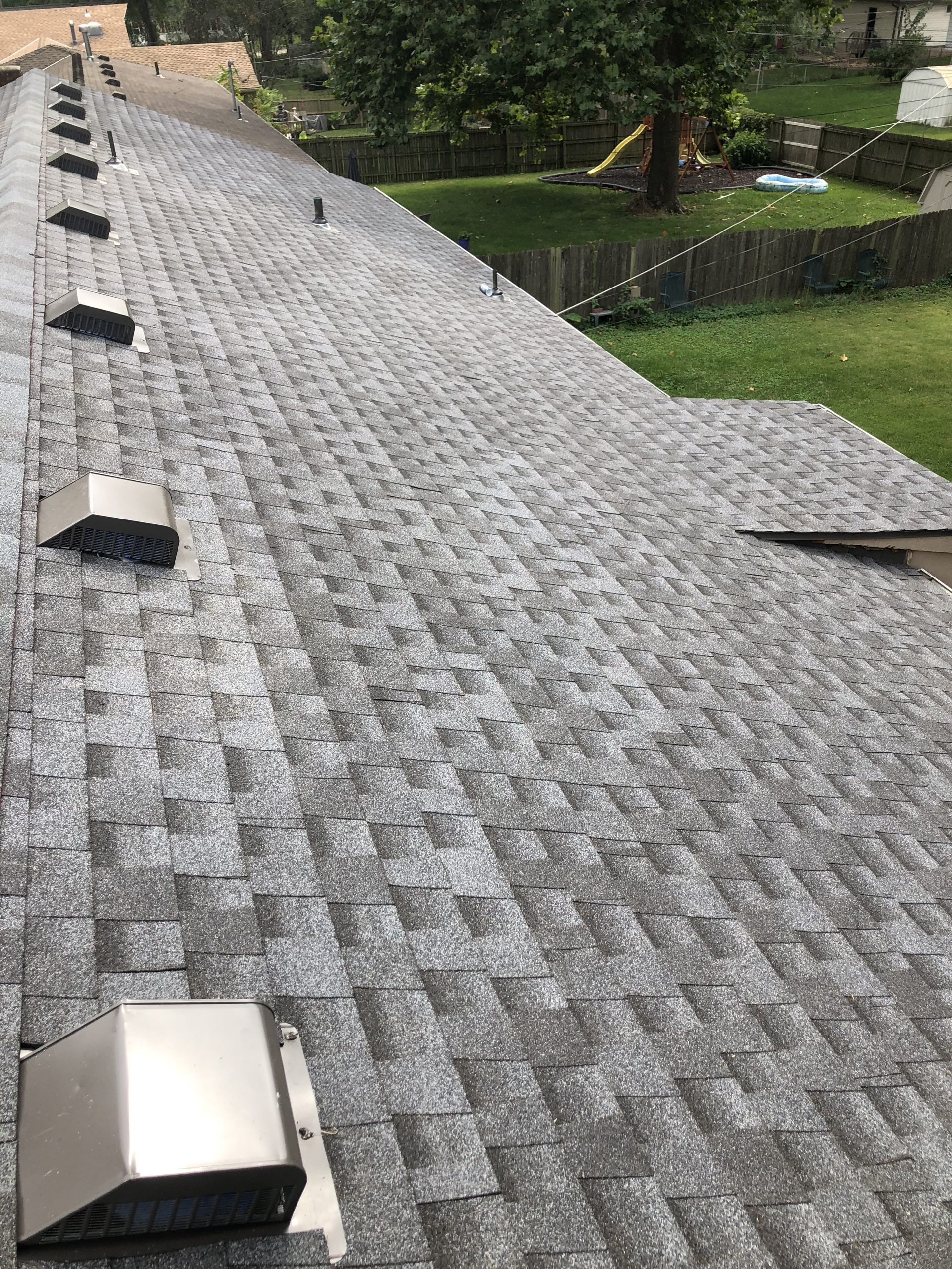 GAF Timberline HDZ - Pewter Gray