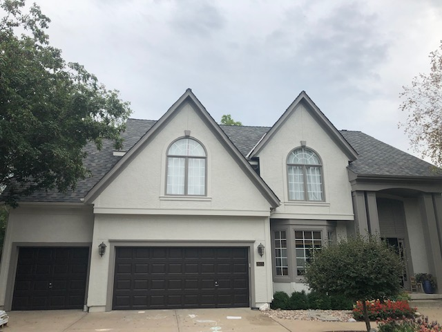 Buck Roofing - Kansas and Missouri - Residential Roofing - Malarkey Windsor - Storm Grey