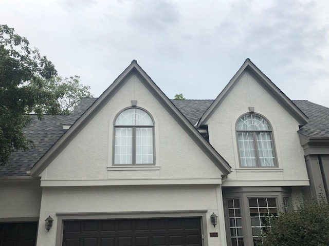 Buck Roofing - Residential Roofing Company - Kansas and Missouri - Malarkey Windsor - Storm Grey