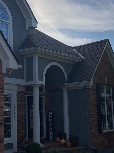 Buck Roofing - Residential Roofing Company - Kansas and Missouri - Certainteed Presidential IR - Shadow Gray