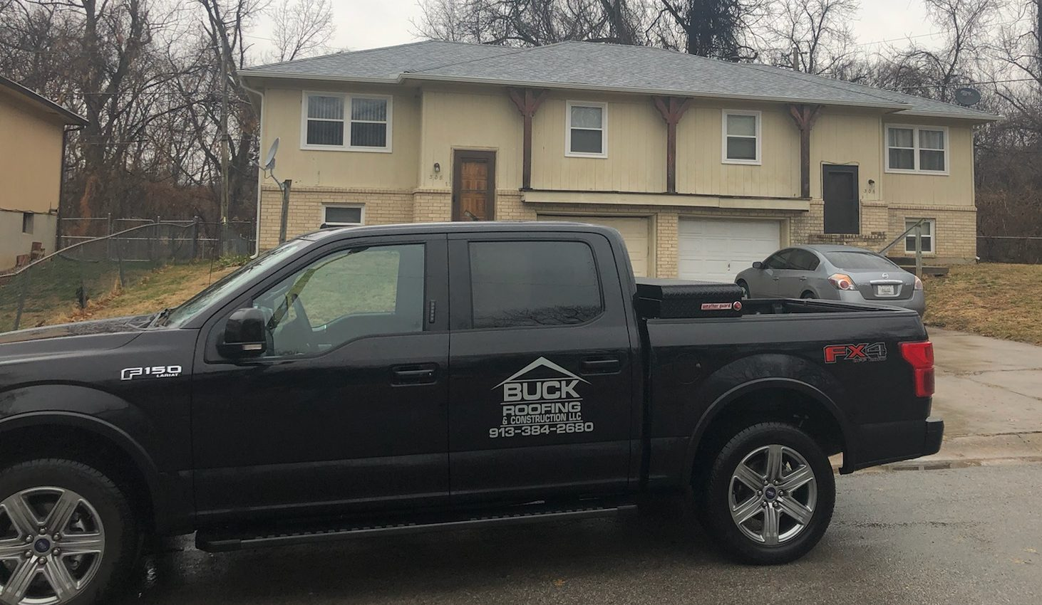 Buck Roofing - Residential Roofing Company - Kansas and Missouri - Certainteed Landmark - Birchwood