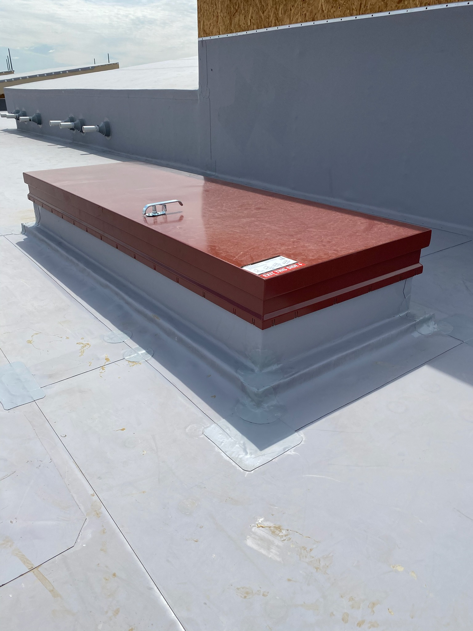 Commercial Roofing, Roof Hatch - Kansas City