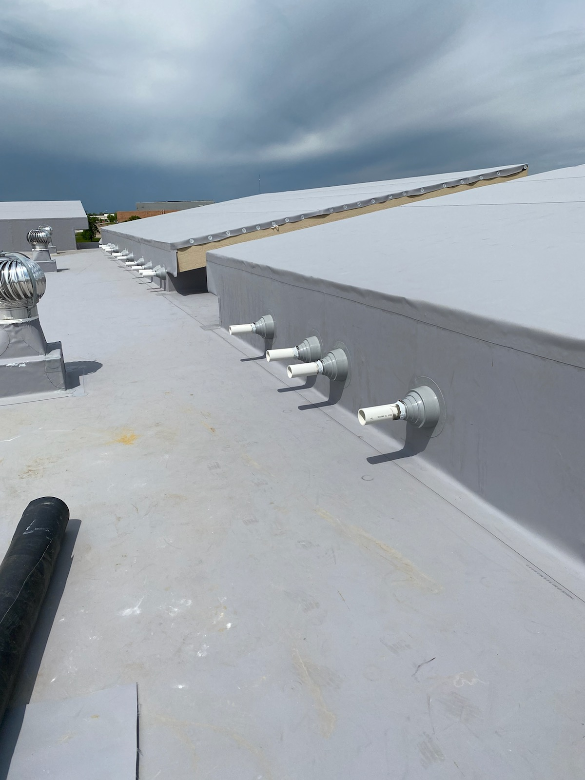 Commercial Roofing - Kansas City