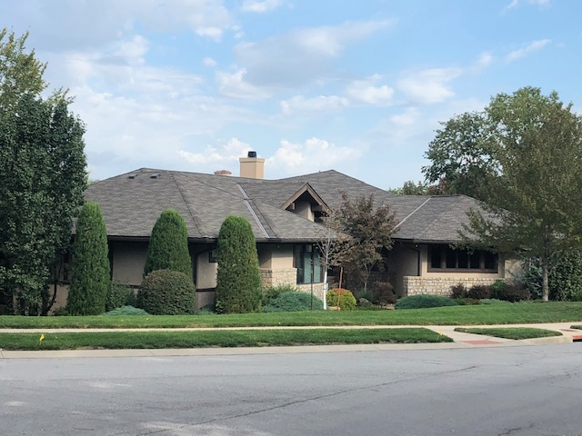 KC residential roofing company - Buck Roofing -Kansas and Missouri - GAF Glenwood - Weathered Wood