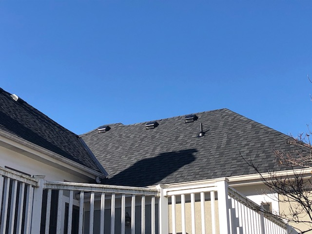 KC residential roofing company - Buck Roofing Kansas and Missouri - Certainteed Landmark Premium - Moire Black
