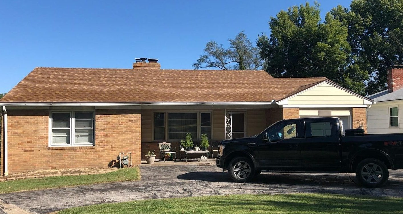 Buck Roofing - Residential Roofing - Kansas and Missouri - Certainteed Landmark - Resawn Shake