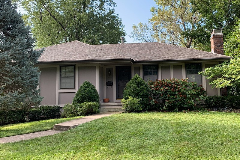 Buck Roofing-Kansas and Missouri-Residential-Certainteed Landmark-Weathered Wood