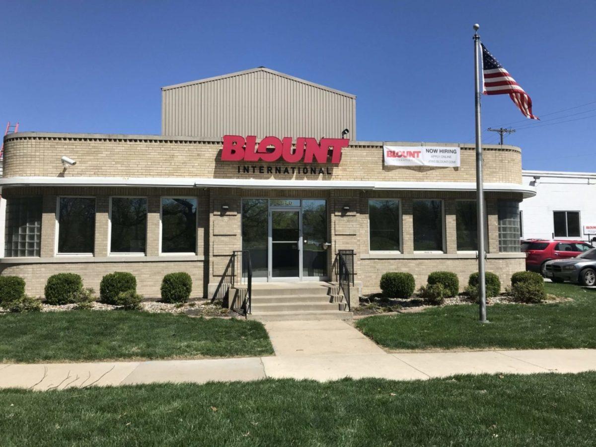 Blount International, Kansas City, MO