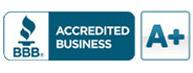 Better Business Bureau A+ - Buck Roofing is an A+ rated accredited business by the Better Business Bureau