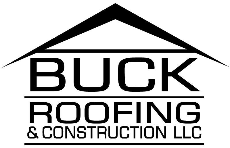 Logo of Buck Roofing, providers of commercial and residential roof installation and repairs in Kansas City and Manhattan, KS