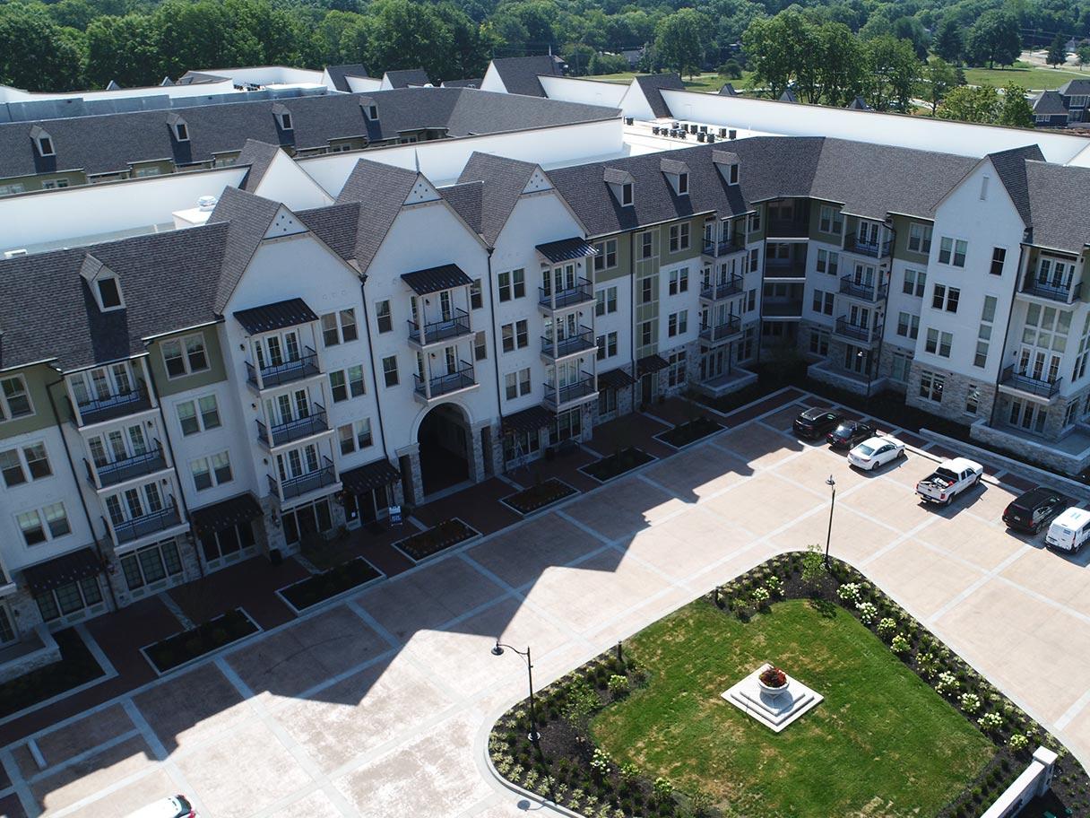 Kessler Meadowbrook Apartments - Prairie Village, KS